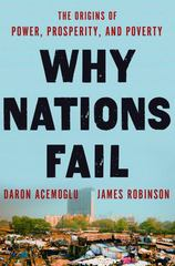 Why Nations Fail 1st Edition 9780307719218 0307719219
