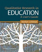 Qualitative Research in Education 3rd Edition 9781412995320 1412995329