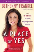 A Place of Yes 1st Edition 9781439186916 143918691X