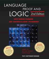 Language, Proof, and Logic 2nd edition 9781575866321 1575866323