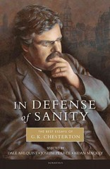 In Defense of Sanity 1st Edition 9781586174897 1586174894