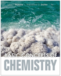 Basic Concepts of  Chemistry 9th edition 9780470938454 0470938455