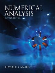 Numerical Analysis 2nd Edition 9780321783677 0321783670