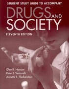 Drugs And Society Student Study Guide 11th Edition 9781449634377 1449634370