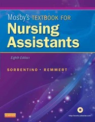 Mosby's Textbook for Nursing Assistants - Soft Cover Version 8th Edition 9780323080675 0323080677