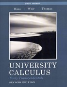 University Calculus, Early Transcendentals, Single VariablePlus NEW MyMathLab with Pearson eText -- Access Card Package 2nd Edition 9780321790699 0321790693