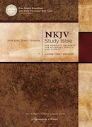 The NKJV Study Bible 2nd Edition 9781418549961 1418549967