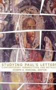 Studying Paul's Letters 1st Edition 9781451411737 1451411731