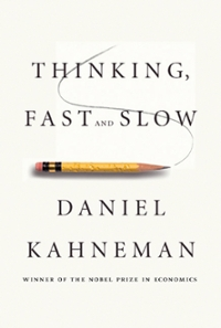 Thinking, Fast and Slow 1st Edition 9781429969352 1429969350