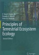 Principles of Terrestrial Ecosystem Ecology 2nd Edition 9781441995025 1441995021