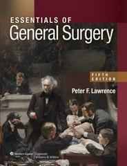 Essentials of General Surgery 5th Edition 9780781784955 0781784956