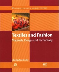 Textiles and Fashion 1st Edition 9780857095619 0857095617