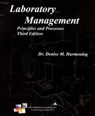 Laboratory Management 3rd Edition 9780943903125 0943903122