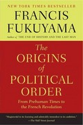 The Origins of Political Order 1st Edition 9780374533229 0374533229