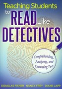 Teaching Students to Read Like Detectives 1st Edition 9781935543527 1935543520