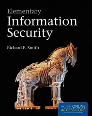 Elementary Information Security 1st Edition 9781449648206 1449648207
