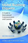 Global Business Etiquette 2nd Edition 9780313397172 0313397171