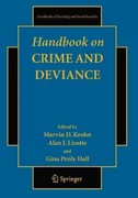 Handbook on Crime and Deviance 0 9781461412106 1461412102
