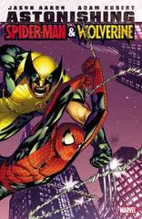 Astonishing Spider-Man and Wolverine 0 9780785140801 0785140808