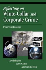 Reflecting on White-Collar and Corporate Crime 1st Edition 9781577666899 1577666895