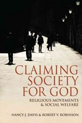 Claiming Society for God 1st Edition 9780253002389 0253002389