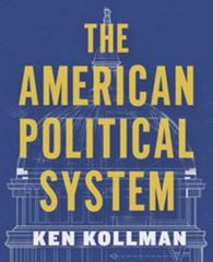 The American Political System 1st edition 9780393926965 0393926966
