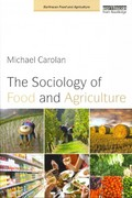 The Sociology of Food and Agriculture 1st Edition 9781136488177 1136488170