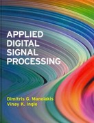 Applied Digital Signal Processing 1st Edition 9780521110020 0521110025