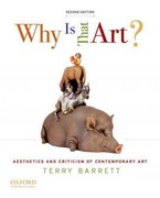 Why Is That Art 2nd Edition 9780199758807 0199758808