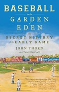 Baseball in the Garden of Eden 1st Edition 9780743294041 0743294041