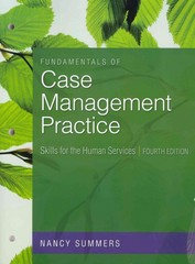 Fundamentals of Case Management Practice 4th Edition 9781133314165 1133314163