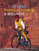 Cengage Advantage Books: Lifetime Physical Fitness and Wellness 12th edition 9781111990381 1111990387
