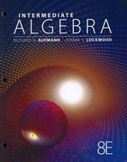 Cengage Advantage Books: Intermediate Algebra with Applications 8th edition 9781133103738 1133103731