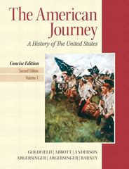 The American Journey 2nd edition 9780205214952 0205214959