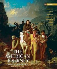 The American Journey 6th edition 9780205245963 020524596X