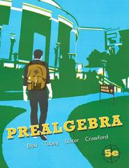 Prealgebra 5th edition 9780321756459 0321756452