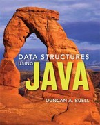 Data Structures Using Java 1st Edition 9781449628086 1449628087