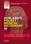 Dorland's Pocket Medical Dictionary 29th Edition 9781455708437 1455708437