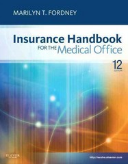 Insurance Handbook for the Medical Office 12th Edition 9781437722567 1437722563