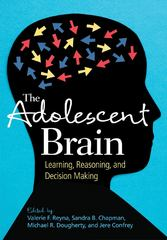 The Adolescent Brain 1st Edition 9781433810701 1433810700