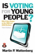 Is Voting for Young People? 3rd edition 9780205217724 0205217729
