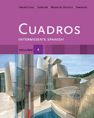 Cuadros Student Text, Volume 4 of 4 1st edition 9781111341176 1111341176