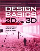 Design Basics: 2D and 3D 8th edition 9781133310402 1133310400