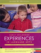 Cengage Advantage Books: Early Childhood Experiences in Language Arts 10th edition 9780840028488 0840028482