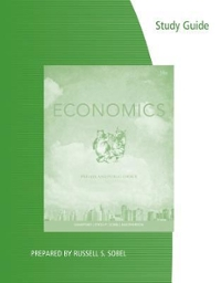 Coursebook for Gwartney's Economics: Private and Public Choice 14th edition 9781133561644 1133561640