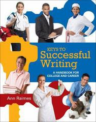 Keys to Successful Writing 1st Edition 9781111353698 1111353697