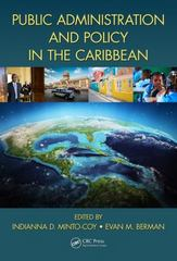 Public Administration and Policy in the Caribbean 1st Edition 9781439892947 1439892946