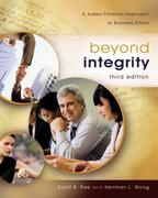 Beyond Integrity 3rd Edition 9780310291107 0310291100