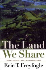 The Land We Share 2nd Edition 9781610911696 1610911695