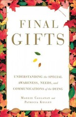 Final Gifts 1st Edition 9781451667257 1451667256